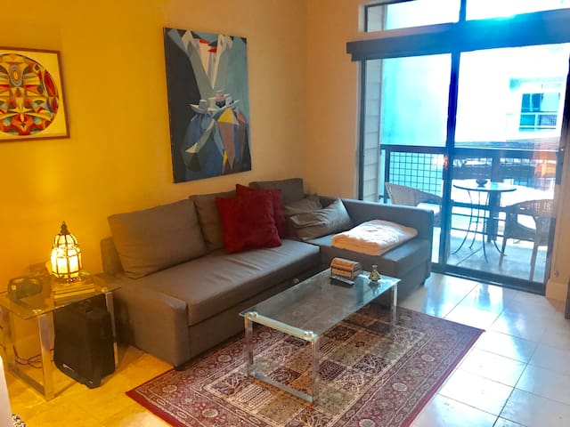 Beautiful one bedroom Uptown/Galleria apartment