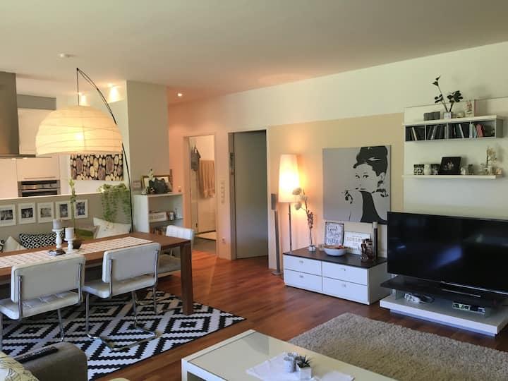 Gemütliche 2-Zimmer Wohnung in Dornbirn