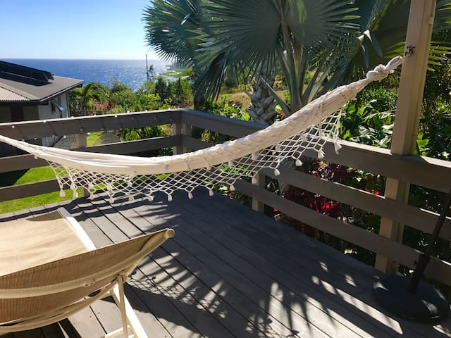 Ocean views and amazing location - Pāhoa