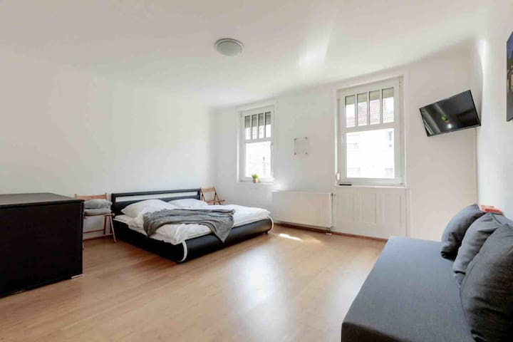 renovated innercity flat renovierte Innenstadt whg