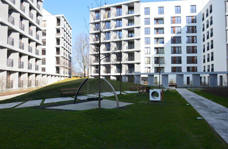 +++ Moko Mokotow Apartament in Warsaw magazynowa - Warszawa - Ev