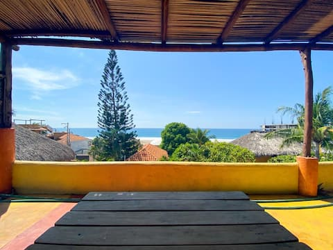 Maguey fully furnished studio, ocean view rooftop6