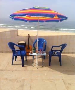 Chambre 2 a Dakar face à l océan - Dakar - Lägenhet