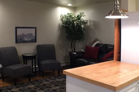 Private 1BR West Central / Downtown - Fort Wayne - Pis