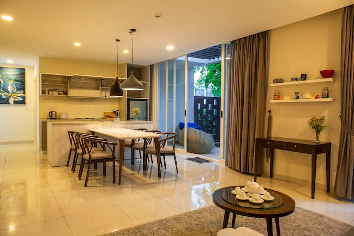[Oceanami] 2BR - Airy Space + Luxury Villa M&T
