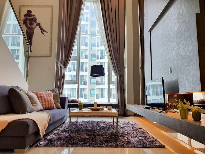 Kuala Lumpur | The Scott Garden Designer Suite!