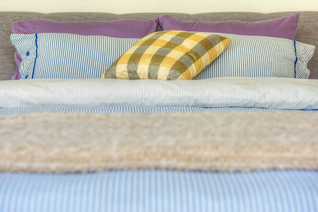 Standard Suite - quality bedding & comfort level