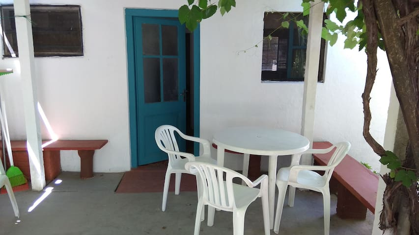 Apartamento para 3 en zona céntrica de La Paloma