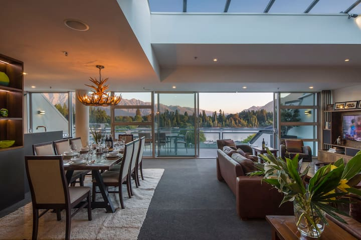 Shotover Penthouse and Spa