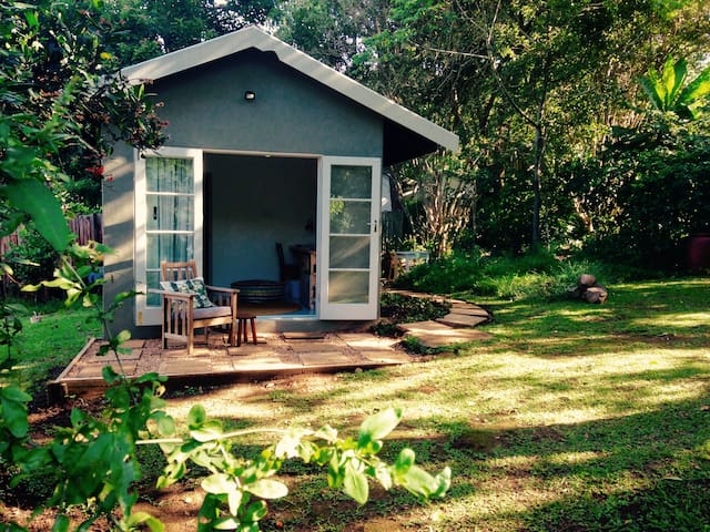 Garden Studio - Outer West Durban - 獨棟