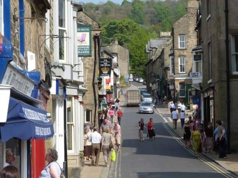 Best village High St in the UK 2016