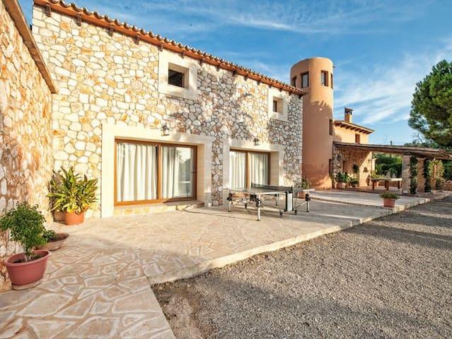 Can Alegria - Felantix, Porto Colom Area, Mallorca - Felanitx - Villa