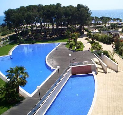 Holidays apartment in a luxury complex. - Cambrils