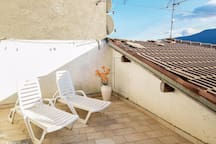 Semi-Detached with 1 bedroom on 65m² in Pornassio -IM-