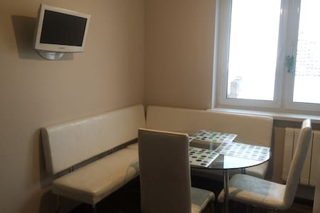 Уютная квартира на проспект Октября - Уфа - Apartment