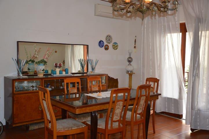 Splendido appartamento sul mare  - Aci Trezza - Lejlighed