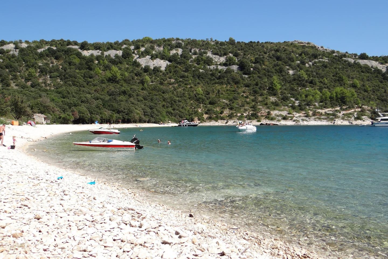 Luka beach