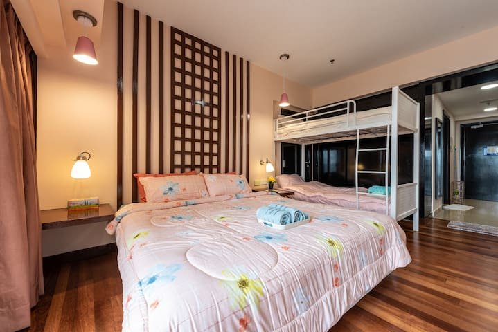 [EXCLUSIVE] FAMILY SUITES SUNWAY PYRAMID RESORT