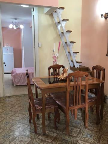 Nuestro restaurante al estilo Mayte