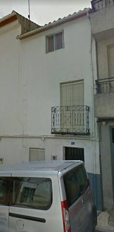 Casa en el corazón de la sierra sur de Jaén