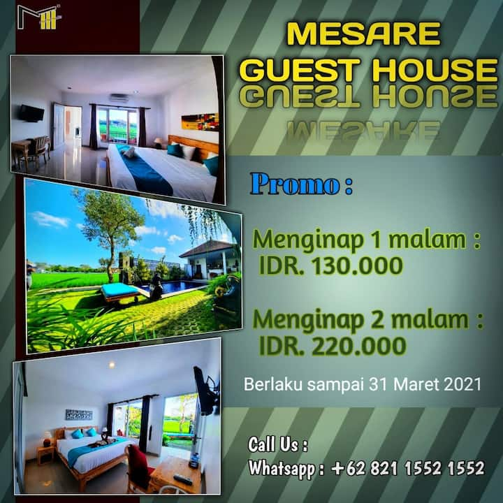Guest House Mesare - Deluxe Room