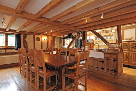 Walnut Barn & Walnut Cottage - Horsham