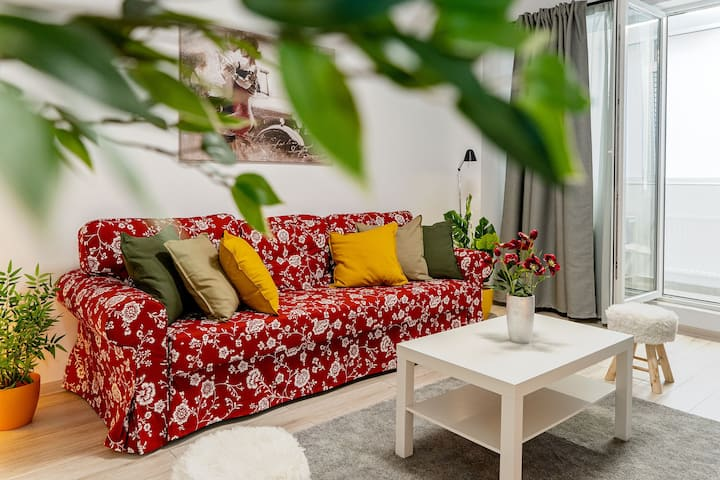 Apartament carantina 3 camere Militari Residence