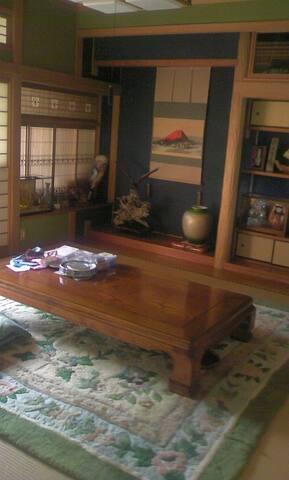 自然の中の木漏れ日 - Shikokuchūō-shi - 一軒家
