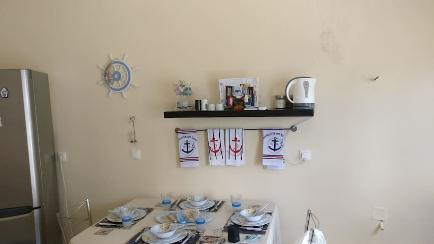 Friendly modern apartment close to all amenities