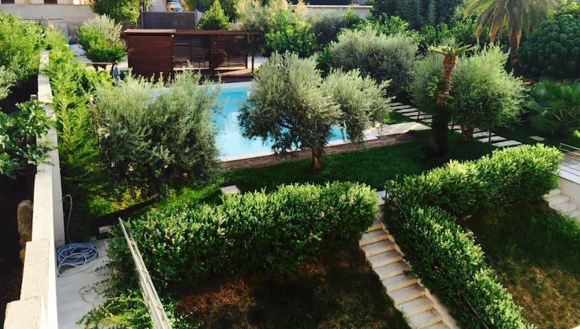 Loft sul mare di Palermo (9) - Palermo - Lägenhet