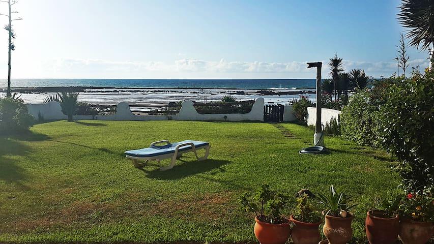 BEAUTIFUL & COZY OCEAN HOUSE - Skhirat - House