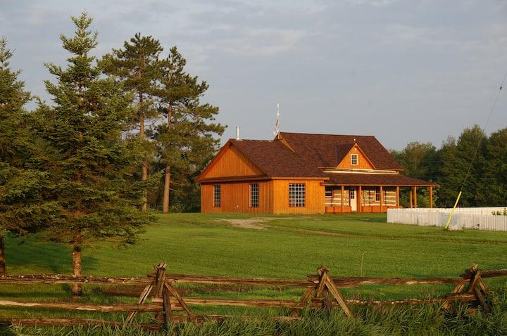The Farmhouse at Wheelers Pancake House