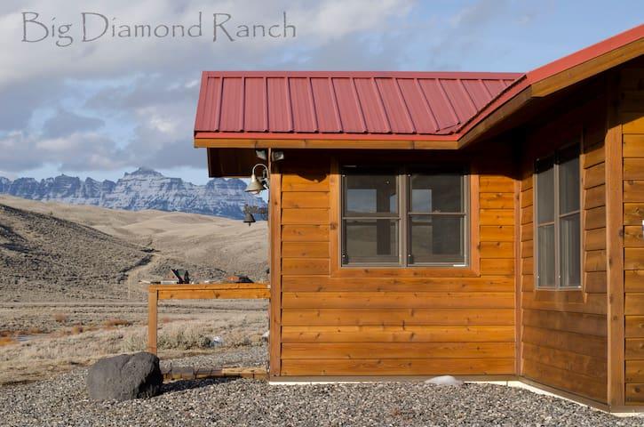 Moose Calf Cabin, Big Diamond Ranch