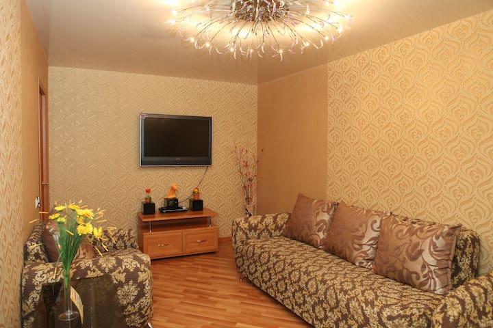Хорошая квартира на сутки! - Pushkino