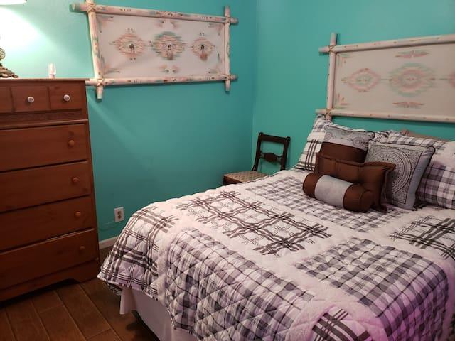 Southwest Flair bedroom 1  STR19-00016