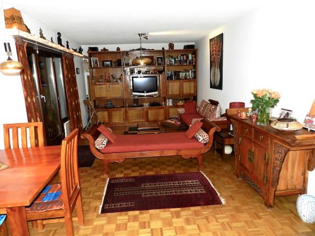 Appartement à deux pas de la Genève internationale