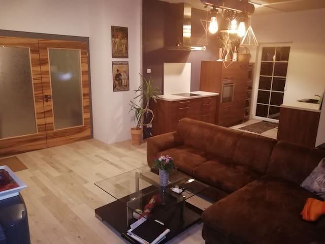 Moderne 56 qm Wohnung,  neu , voll ausgestattet