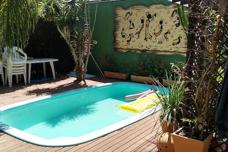 The Green House Campeche beach