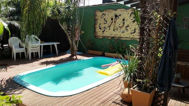 The Green House Campeche beach