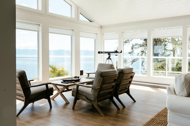Luxury Oceanfront House - The Cove at Otter Point