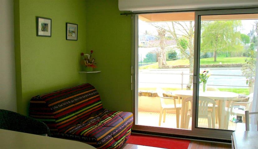 Appartement - Terrasse au sud  - 100m de la plage