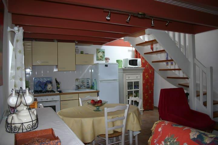 maison de pêcheur - Loctudy - บ้าน