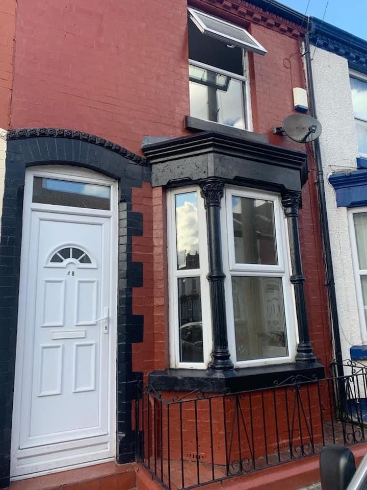 Wavertree home Liverpool