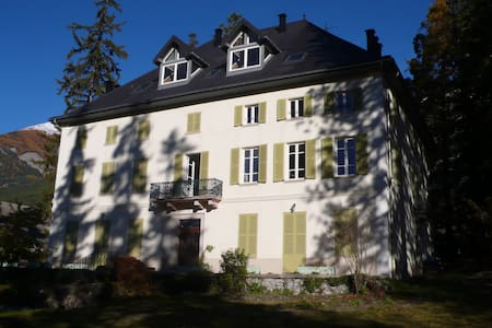 Tremendous  renovated manor  in the Ubaye valley - Jausiers