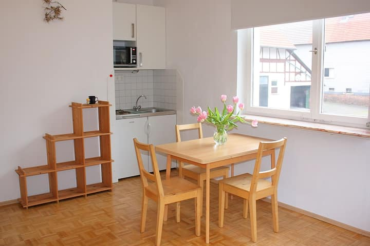 Cozy Apartment in Hüddingen with Private Terrace