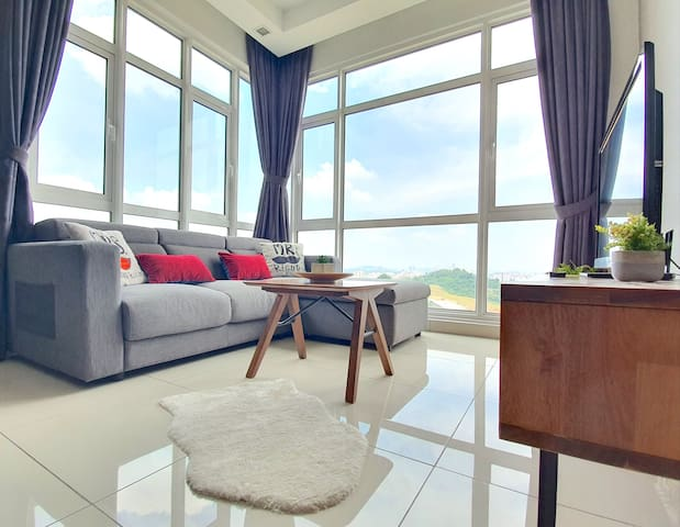 Kuala Lumpur | Sungai Besi Modern Suite near TBS!