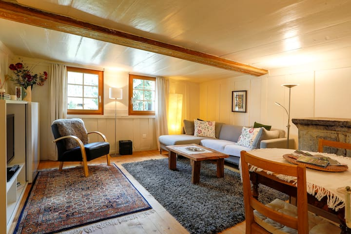 Apartment Werlen für 2 bis 4 Personen