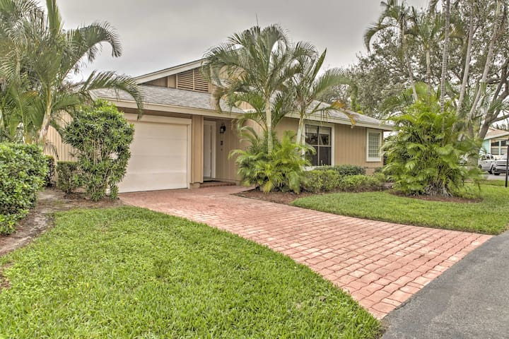 2BR Jensen Beach House-Half Mile From Ocean! - Jensen Beach - Ev