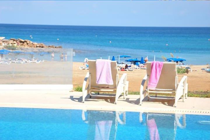 Sea  Dream Brilliant Beach Front  luxury villa