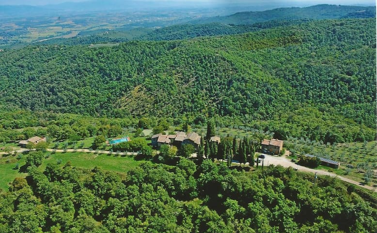 CASA GESUINA - Monte San Savino - Byt